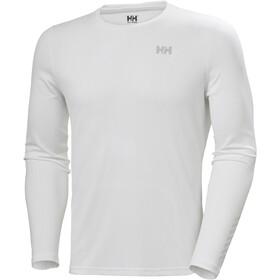 Helly Hansen Lifa Active Solen Camiseta Manga Larga Hombre, blanco